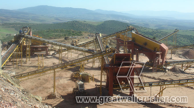 Jaw crusher and cone crusher for sale in aggregate crushing